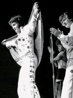 Elvis Presley Madison Square Garden June 10, 1972 Evening Show