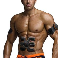 CRISTIANO RONALDO SIXPACK WORKOUT SIMILAR WITH EMS Muscle Training Gear Abs