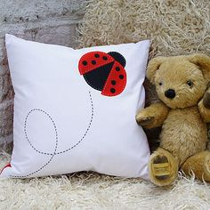 Creature Cushion Cover by cushions covered