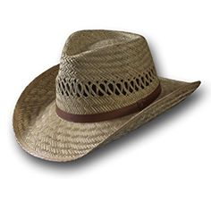 98a80dc5f5806 Rush Straw Outback Hat by Turner Hat Review Cap Store