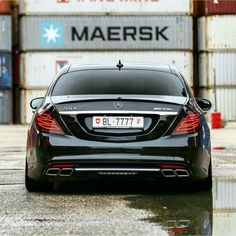 Mercedes S63 AMG W222