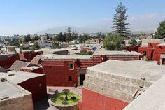 Arequipa - La Ville Blanche entourée de volcans - The Little Bow Idea
