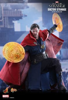 93b942f871b Just got my Hot Toys   Doctor Strange - Doctor Strange 1 6th scale  Collectible
