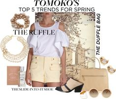 """""""Spring Is Trending"""" by gregory-joseph on Polyvore"""