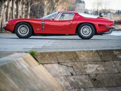 1965 Iso Grifo - Grifo A3/C