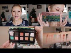 Anastasia Maya Mia Palette | Review, Swatches, + Tutorial! - YouTube