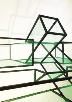 WUDA* WURFBAUM DANTAS ARCHITECTS, Entangled Eidicity, Verschränkte Plastik, design principle, Chambord-stairs, Tridom, puzzle, entangle three apartments, social relationship, sharing, division