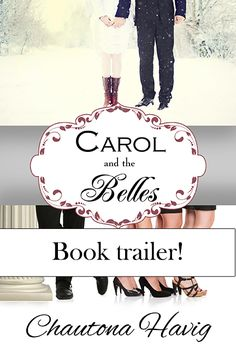 The Carol and the Belles Book Trailer