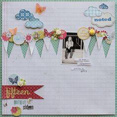 Fifteen Going on Sixteen ***Lily Bee*** - Scrapbook.com