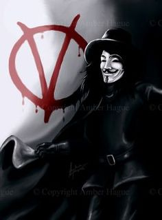 V for Vendetta by AHague