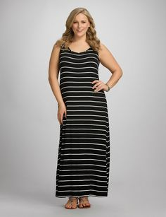 Find your perfect fit at dressbarn with our selection of plus size maxi dresses & jumpsuits. Available in flowy styles & bold prints, our plus size maxi dresses are a must have in your wardrobe. Shop our flattering plus size jumpsuits & maxi dresses! Plus Size Jumpsuit, Plus Size Maxi Dresses, Bold Fashion, Casual Chic, Glamour, Gowns, Fashion Outfits, Clothes, Clothing Styles