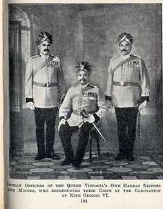 Madras S&M - posted in Names for the Nameless: Source: Jackson, India's Army