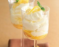 Marco Pierre White's comforting classic recipes: Lemon syllabub