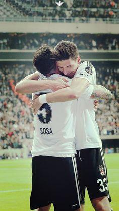 Jose Sosa & Mario Gomez (iPhone)