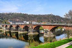 Germany - Trier - Römerbrücke