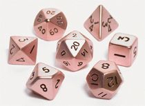 Copper 12mm 7pc Dwarven Metal™ set