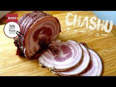 Cómo Hacer Cerdo Estofado para Ramen / How to Make Chashu for Ramen Sopa Ramen, Pork Belly, Chocolate Fondue, Asian Recipes, Youtube, Desserts, How To Make, Chinese, Food