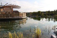 Schwimmteich Tattendorf Opera House, Building, Travel, Pond, Swim, Buildings, Viajes, Destinations, Traveling