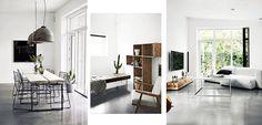 Una casa moderna y llena de luz - http://www.decoora.com/una-casa-moderna-y-llena-de-luz/