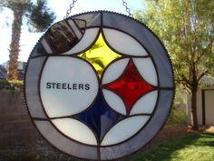 Steelers logo by Kat Scarlett Patrick