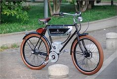 Lampo Bike – Moderne Bike-Technik im Retro-Look | wildcrumbs