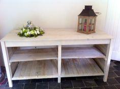 Terrace pallet cupboard #Cupboard, #Furniture, #Pallet
