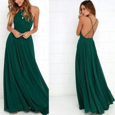 Prom Jewelry Style Tips. Learn more here ---> #fashion #blogpost #fashionblog #jewelry #style - Statement necklace, Green prom dress