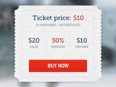 Ticket interface