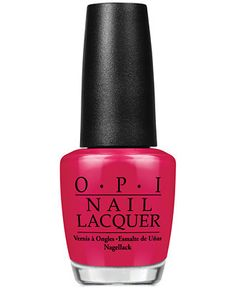 OPI nail polish in I'm Not Really a Waitress — for the superstar in all of us