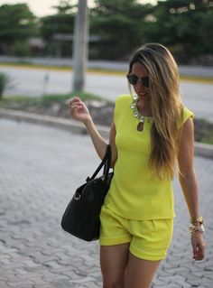 The Trend: Two-piece Suit ( Sunglasses & Silk Shirts & Blouses )