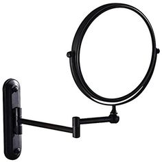GuRun TwoSided Swivel Wall Mounted Makeup Mirror With 10X MagnificationOilRubbed BronzeM1207O8in10x 8 10X Magnification ** Be sure to check out this awesome product.