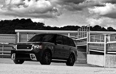 Project Kahn Range Rover Black Vogue