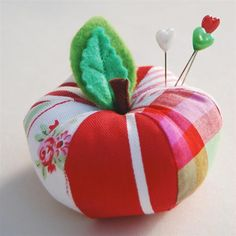Apple Pincushion - product images  of