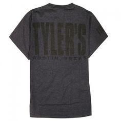 Low-key tonal Tyler's tee
