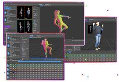 EF EVE™ Volumetric Capture Software Volumetric capture 3d Camera, Camera Frame, Multi Camera, Vr Application, Video Editing Apps, Color Filter, Colored Highlights, Use Case
