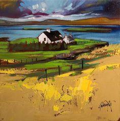 Looking North on Skye - Scott Naismith