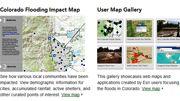 Colorado Flooding Maps