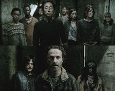 """Rick: They're gonna feel pretty stupid when they find out. They're screwing with the wrong people. #TheWalkingDead 4x16 """"A"""""""