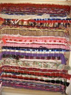 Art is Basic-- Art Teacher Blog: weaving