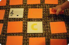 The Teaching Studio: New Freebie: Musical Memory Game