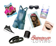 """SUMMER"" by fabiola-maria on Polyvore"