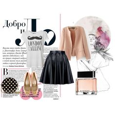 """""""Lady Style"""" by thunderdaught on Polyvore"""