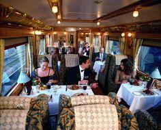 The Northen Belle Orient Express