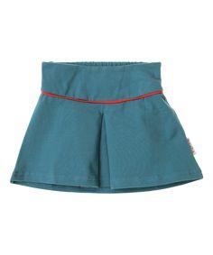 Super cool jupe bleue par Baba Babywear. baba-babywear.fr.emilea.be