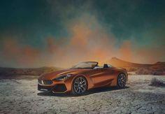 BMW Concept Z4 revealed