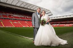 I'm not much of a football fan, but Anfield makes an amazing venue to photograph a wedding. Congratulations to the lovely Mr and Mrs Cureton! My wedding photography starts at just £400 for full day coverage, get in touch if you're planning a big day!  #anfield #wedding #Liverpool #Liverpoolwedding #liverpoolphotographer #lfc #stadium #kop #bride #couple #portrait #justmarried #weddingphotography #Merseyside http://gelinshop.com/ipost/1523153568738469410/?code=BUjVBnLBmYi