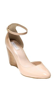 So cute. Self explanatory  Cole Haan Lacey Wedge