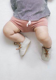 Sweet Handmade Baby Shorts   AnchoreDeep on Etsy via @deuxpardeuxKIDS