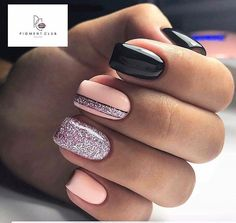 Nageldesign Glitzernagel Design Nagellack Ideen Winter Nägel Cocaine Use Among Teens Cocaine is a po Square Nail Designs, Nail Art Designs, Nails Design, Winter Nails, Summer Nails, Trendy Nails, Cute Nails, Stylish Nails, Hair And Nails