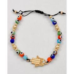 Evileye & Hamsa Bracelet: Jewelry: Amazon.com